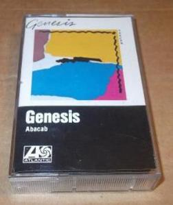 medium abacab cassette